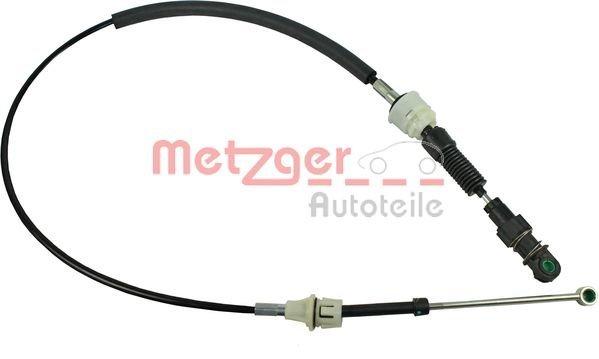 Seilzug, Schaltgetriebe METZGER 3150152