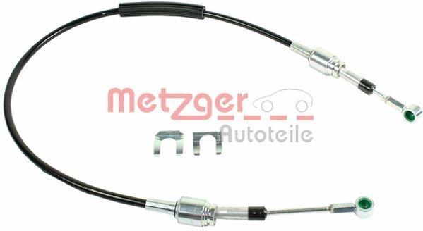Seilzug, Schaltgetriebe METZGER 3150168