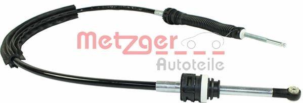 Seilzug, Schaltgetriebe METZGER 3150180