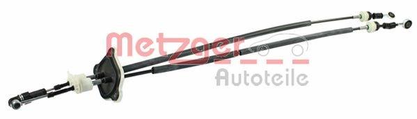 Seilzug, Schaltgetriebe METZGER 3150191