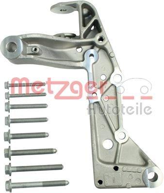 Achsschenkel, Radaufhängung Vorderachse links METZGER 58085501