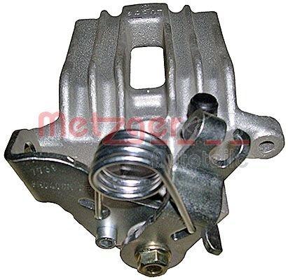 Bremssattel Hinterachse links METZGER 6250115