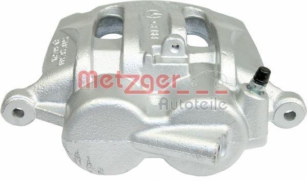Bremssattel Vorderachse links METZGER 6250271