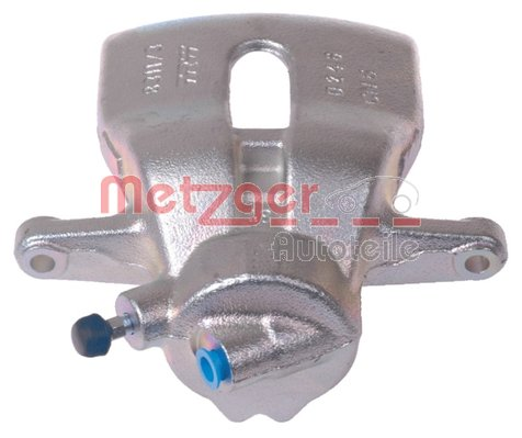 Bremssattel Vorderachse links METZGER 6250329