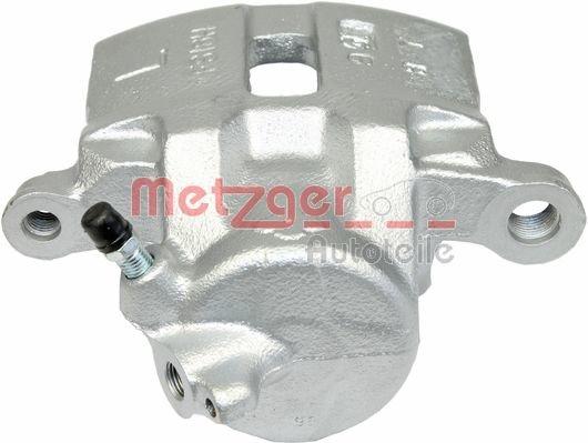 Bremssattel Vorderachse links METZGER 6250589