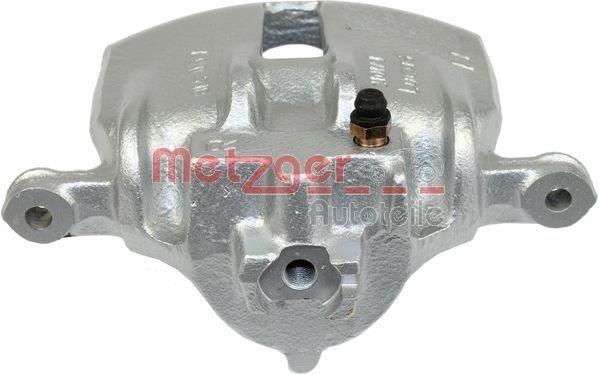 Bremssattel Vorderachse rechts METZGER 6250966