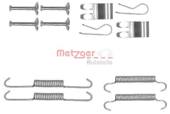 Zubehörsatz, Feststellbremsbacken METZGER 105-0013