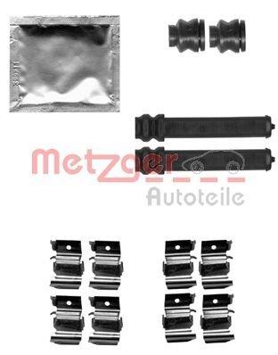 Zubehörsatz, Scheibenbremsbelag METZGER 109-1855