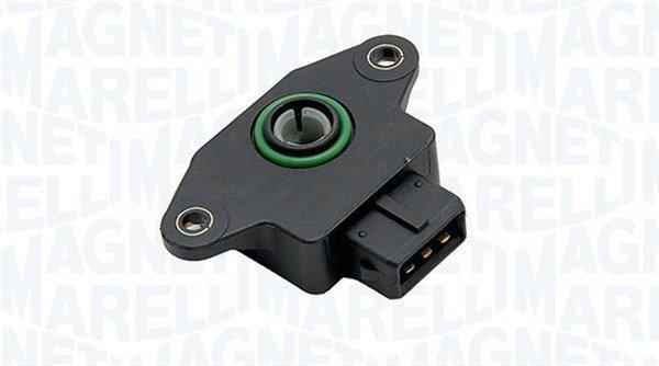 Sensor, Drosselklappenstellung MAGNETI MARELLI 215810606500