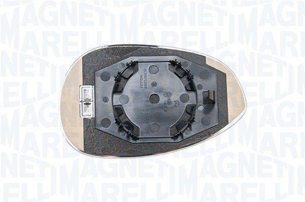 Spiegelglas, Außenspiegel links MAGNETI MARELLI 350319521160