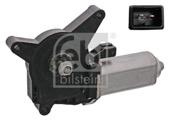 Elektromotor, Fensterheber 24 V links FEBI BILSTEIN 100861 Bild 1