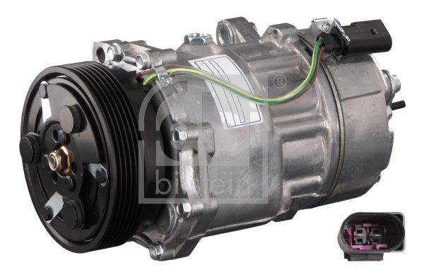 Kompressor, Klimaanlage 12 V FEBI BILSTEIN 45161