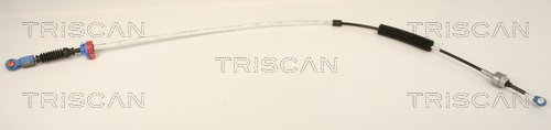 Seilzug, Automatikgetriebe TRISCAN 8140 38704