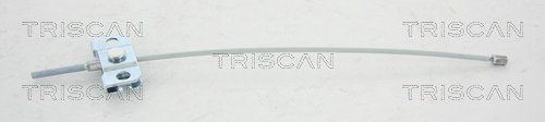 Seilzug, Feststellbremse TRISCAN 8140 501102