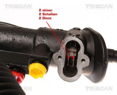 Lenkgetriebe TRISCAN 8510 29437