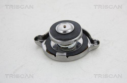 Verschlussdeckel, Kühler TRISCAN 8610 2
