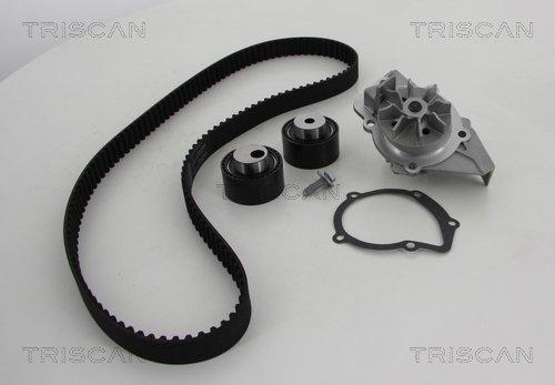 Wasserpumpe + Zahnriemensatz TRISCAN 8647 100007
