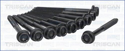 Zylinderkopfschraubensatz TRISCAN 98-8535