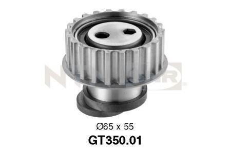 Spannrolle, Zahnriemen SNR GT350.01