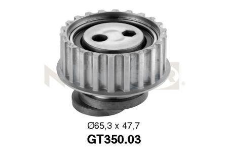 Spannrolle, Zahnriemen SNR GT350.03