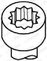 Zylinderkopfschraubensatz PAYEN HBS043 Bild 1