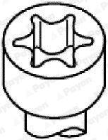 Zylinderkopfschraubensatz PAYEN HBS056