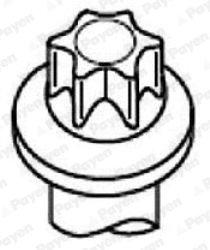 Zylinderkopfschraubensatz PAYEN HBS544 Bild 1