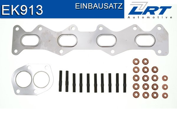 Montagesatz, Abgaskrümmer LRT EK913