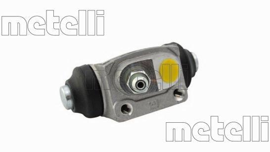 Radbremszylinder METELLI 04-0707