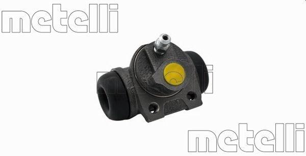 Radbremszylinder Hinterachse METELLI 04-0743