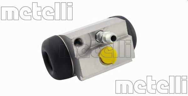 Radbremszylinder Hinterachse METELLI 04-0811