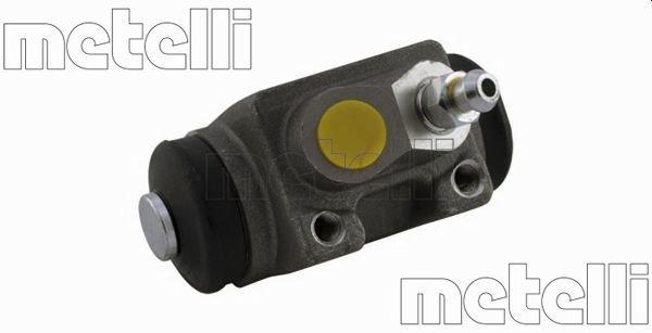 Radbremszylinder Hinterachse rechts METELLI 04-0923