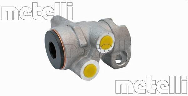 Bremskraftregler METELLI 09-0012