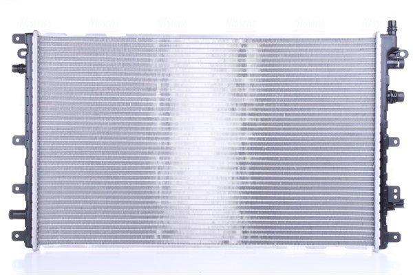 Kühler, Antriebsbatterie NISSENS 630772 Bild 2
