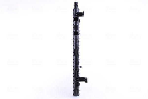 Kühler, Antriebsbatterie NISSENS 630772 Bild 4