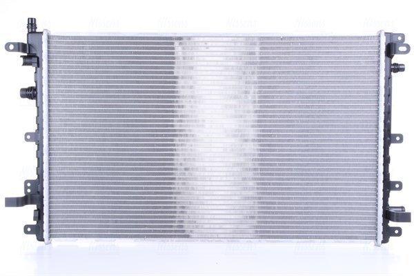 Kühler, Antriebsbatterie NISSENS 630772 Bild 1