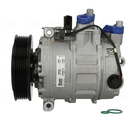 Kompressor, Klimaanlage NISSENS 89236 Bild 3