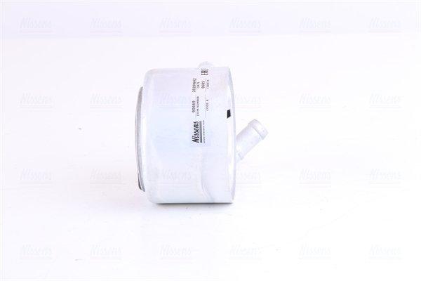 Ölkühler, Motoröl NISSENS 90669 Bild 4