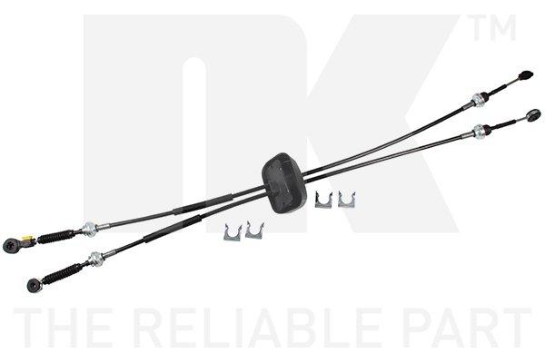 MAXGEAR Seilzug Schaltgetriebe 32-0583 für NISSAN OPEL RENAULT