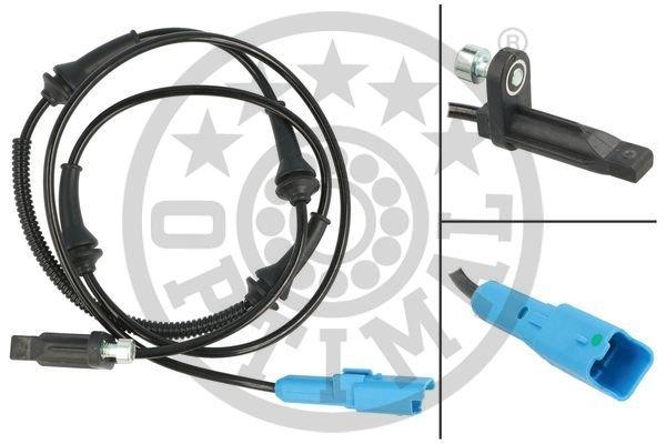 Sensor, Raddrehzahl OPTIMAL 06-S558