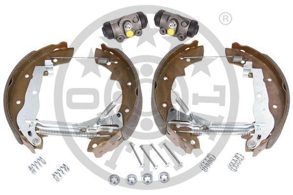 Bremsbackensatz Hinterachse OPTIMAL BK-5027 Bild 1