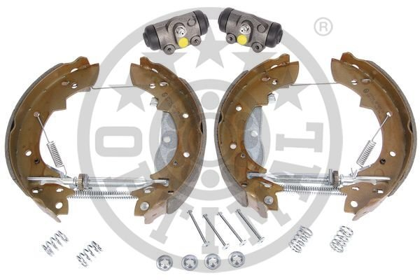 Bremsbackensatz Hinterachse OPTIMAL BK-5027 Bild 2
