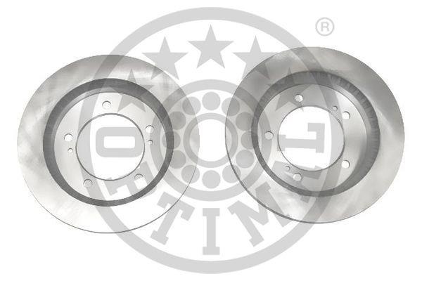 Bremsscheibe Vorderachse OPTIMAL BS-4920C