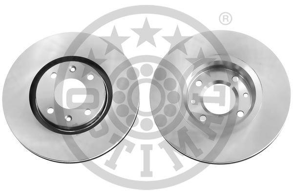 Bremsscheibe Vorderachse OPTIMAL BS-6030HC