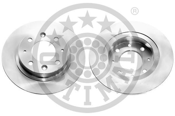 Bremsscheibe Hinterachse OPTIMAL BS-8518C