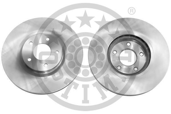 Bremsscheibe Vorderachse OPTIMAL BS-8610C