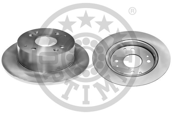 Bremsscheibe Hinterachse OPTIMAL BS-8780C