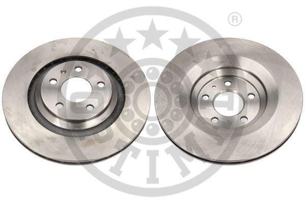 Bremsscheibe Hinterachse OPTIMAL BS-8946