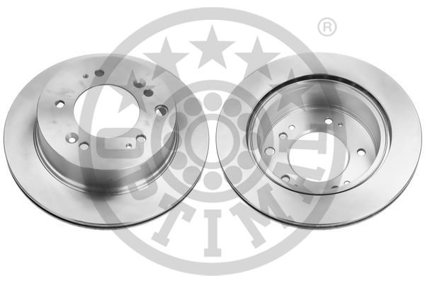 Bremsscheibe Hinterachse OPTIMAL BS-9122C