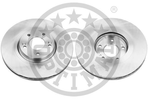 Bremsscheibe Vorderachse OPTIMAL BS-9222HC